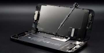 iphone repair black